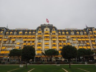 Montreux отель