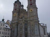 Собор, монастырь. Санкт-Галлен. Автор joduma / pixabay.com