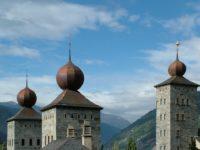 Замок  Stockalperpalast в Brig-Glis. Кантона Вале. Автор Websi / pixabay.com