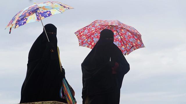 мусульмане женщина