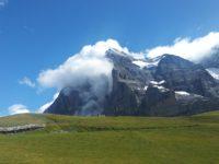 Гора Eiger. Кантон Берн. Автор Bajarita / pixabay.com