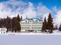 Отель в Флумсерберге. Швейцария. Автор David Mark / pixabay.com