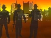 гангстер бандит криминал