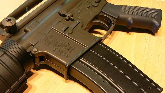 автомат оружие