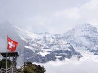 Перевал Jungfraujoch. Бернские Альпы. Автор Andi / pixabay.com