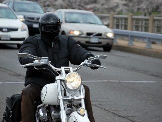 мотоцикл байкер