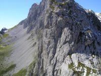 Гора  Rätikon, Граубюнден.  Автор Simon Steinberger / pixabay.com