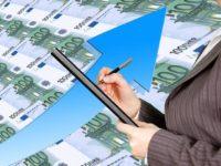 деньги евро график