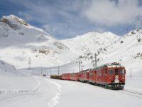 Бернская железная дорога. Автор WikiImages / pixabay.com