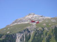 Вертолет Rega. Энгадин. Автор sevk / pixabay.com