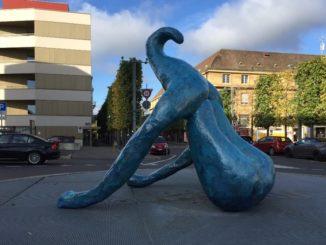 скульптура клитора