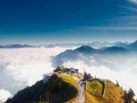 Гора Stanserhorn. Нидвальден. Автор David Mark / pixabay.com