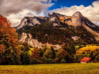швейцария пейзаж