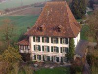 Сельский дом. Швейцария. Автор David Mark  / pixabay.com