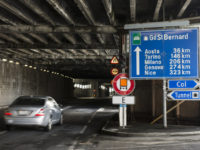 тоннель Гранд Сен Бернар