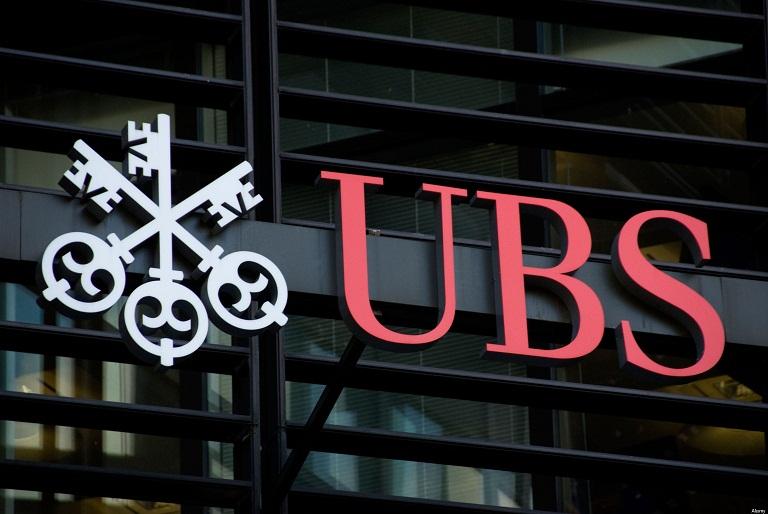 UBS банк