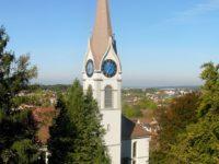 Церковь. Uster. Кантона Цюрих. Автор David Mark / pixabay.com