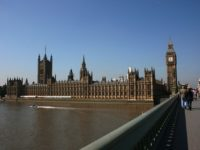 Вестминстерский мост Лондон