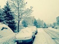 зима мороз